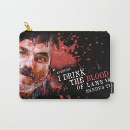 THERE WILL BE BLOOD (Daniel Plainview) Carry-All Pouch