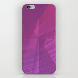 Mystical Magenta iPhone Skin