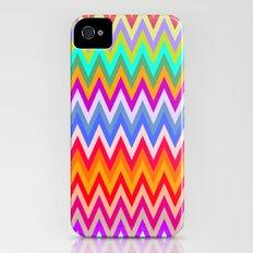 Chevron Mix #5 iPhone (4, 4s) Slim Case