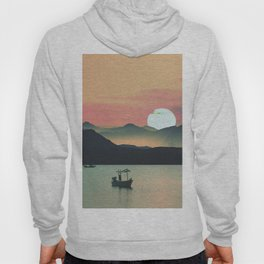 Silent Dusk at 6pm Hoody