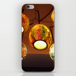 Lamshades iPhone Skin