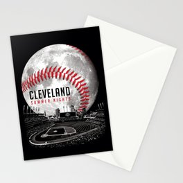 Cleveland Summer Nights Stationery Cards