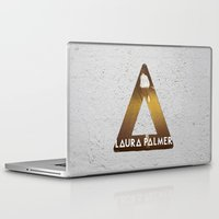 bastille Laptop & iPad Skins featuring Bastille #1 Laura Palmer by Thafrayer