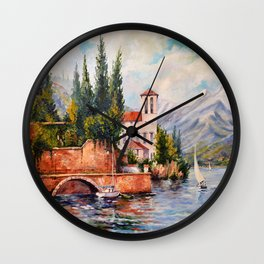Gulf Wall Clock