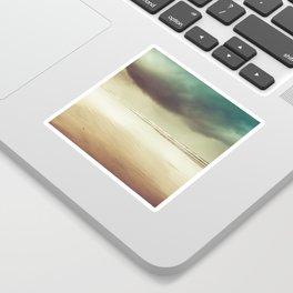 Ocean Solitude Sticker