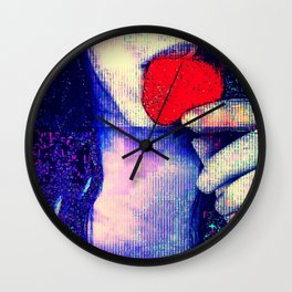 Circuit Siren Wall Clock