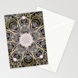 Mobius Flower Stationery Cards