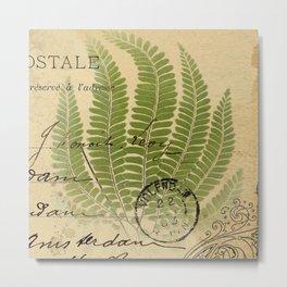 Botanical 2  Metal Print
