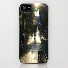Athens V iPhone Case