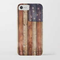 america iPhone & iPod Cases featuring america by Arken25