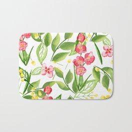 Orchid Jungle Bath Mat