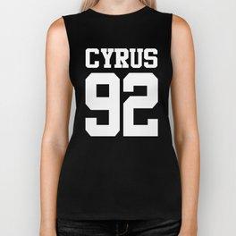Miley CYRUS 92 Biker Tank
