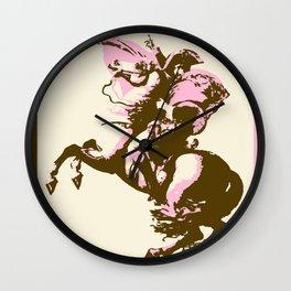 Neopolitan Bonaparte Wall Clock