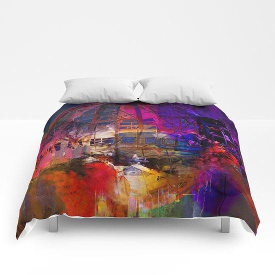 Atomium 58 Comforters
