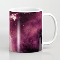 abyss Mugs featuring Abyss by Harold Urquiola