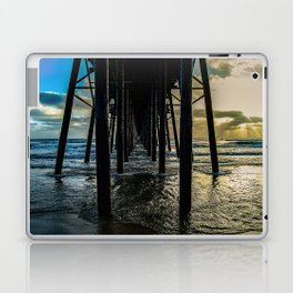 Sky Painting (Oceanside Pier) ~ 10-2015 Laptop & iPad Skin