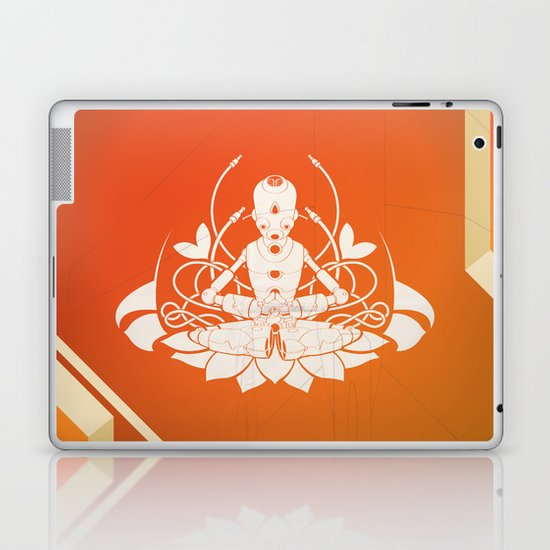 Opening the higher state of consciousness Laptop & iPad Skin