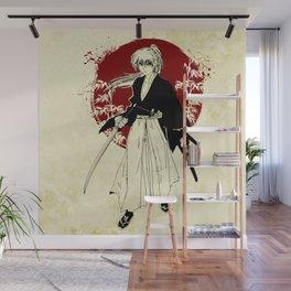 samurai x Wall Mural