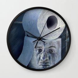 Oh No....  Wall Clock