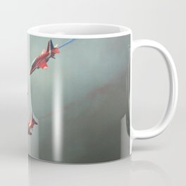 Falling arrows Coffee Mug