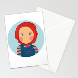 Before being a motherfucker Stationery Cards
