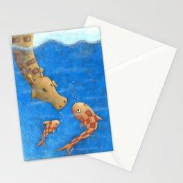 Noah's Ark Stationery Cards