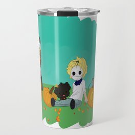 Chey & Cry Pumpkin Fest Travel Mug