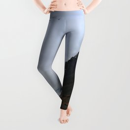 Land of Fire and Ice Leggings