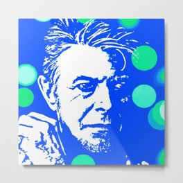 The Man Who Fell to Earth 1. Metal Print