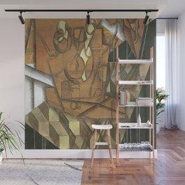 Juan Gris Tea Cups Wall Mural
