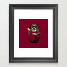 Pocket Dude (03) Framed Art Print