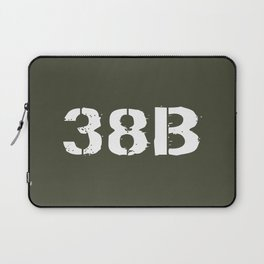 38B Civil Affairs Specialist Laptop Sleeve
