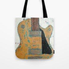 Les Paul Guitar Tote Bag