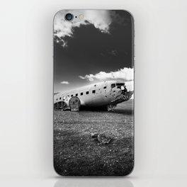 Wreck iPhone Skin