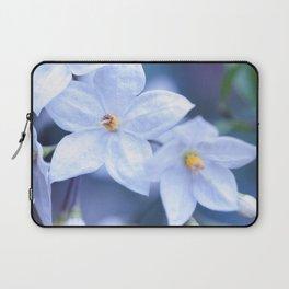 Jasmine Nightshade Flowers #3 #floral #art #society6 Laptop Sleeve