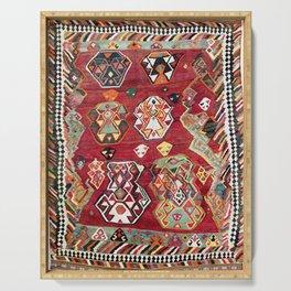 Luri Fars Southwest Persian Kilim Print Serving Tray