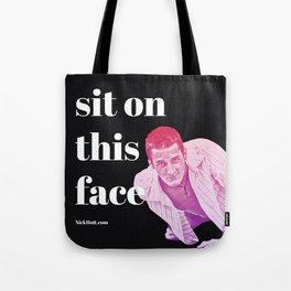 Coming In Hott Tote Bag