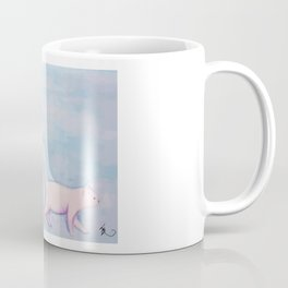 Fish and Feline Coffee Mug