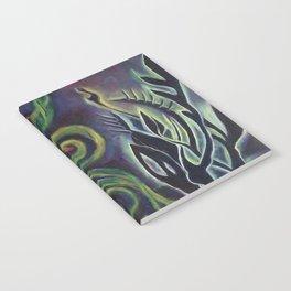 water life (radioactive) Notebook