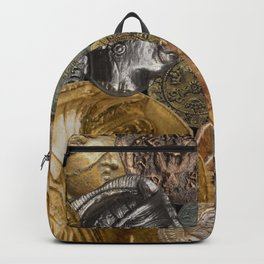 Ancient Coins 2 Backpack