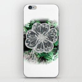 get friends get lucky iPhone Skin