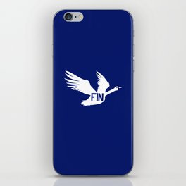 National Bird of Finland iPhone Skin