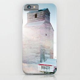 Waiting in Winter iPhone Case