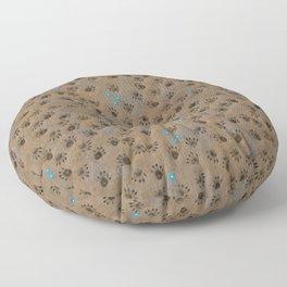 mud Floor Pillow
