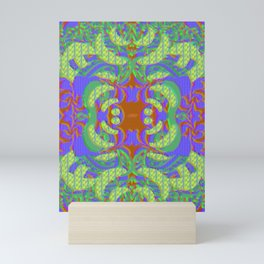 Taunt your vision Mini Art Print