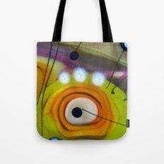 Le Funk Tote Bag