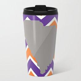 Clemson Tigers Travel Mug