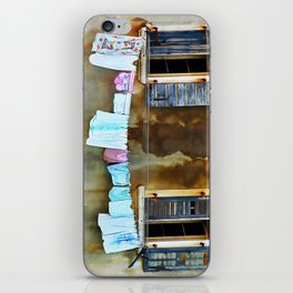 Clothes Drying iPhone Skin