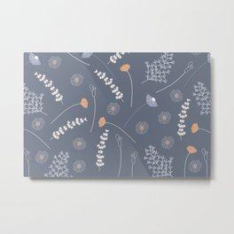 Oxeye Daisy (Vista) Metal Print