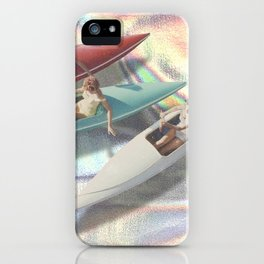 life is but a dream iPhone Case